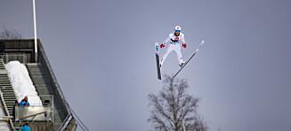 VM i skiflyging går for tomme tribuner