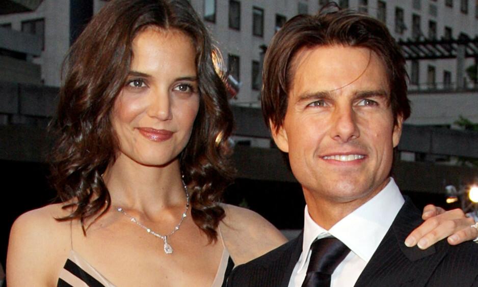 NYTT LIV: Etter skilsmissen med Tom Cruise, tok Katie Holmes med seg datteren Suri og flyttet til New York. Det har ikke bare vært lett, sier hun i et nytt intervju med InStyle. Foto: NTB Scanpix