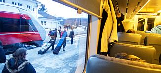 Mann som hostet på folk på Bergensbanen, har ikke coronaviruset