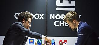 Avgjør Carlsen-motstander: - Absurd