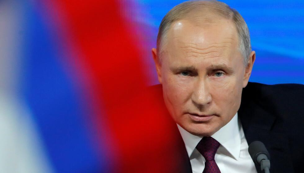 MER SKREMMENDE: Vladimir Putin kan nå sitte til 2036. Foto: REUTERS NTB / Scanpix
