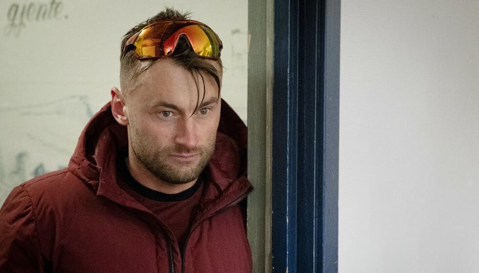 VAR CORONAFAST I RUSSLAND: Petter Northug. Foto: Bjørn Langsem / Dagbladet