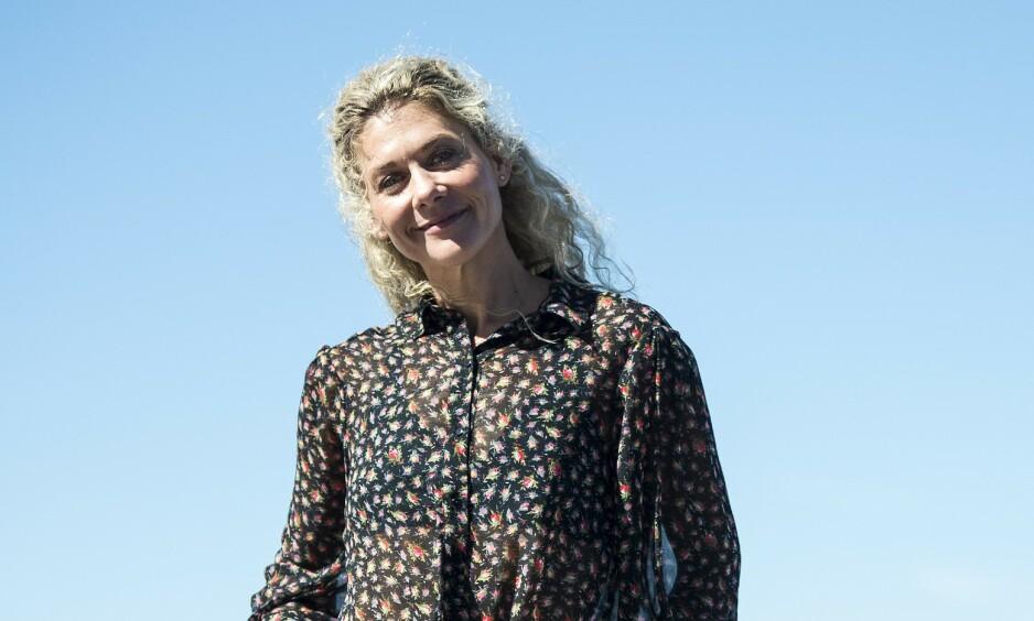SYKEPLEIER: Cecilie Skog er utdannet sykepleier, og ønsker nå å bidra der det trengs. Foto: Carina Johansen / Dagbladet