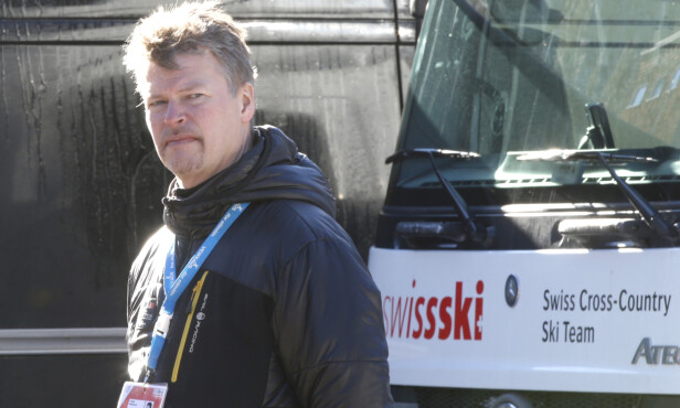 EKSPERT: Tomas Pettersson, kommentator i Expressen. Foto: Terje Pedersen / NTB scanpix