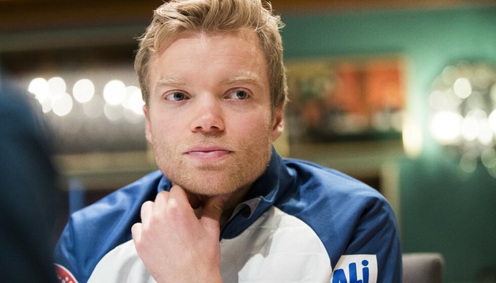 LEGGER OPP: Eirik Brandsdal. Foto: Terje Pedersen / NTB scanpix