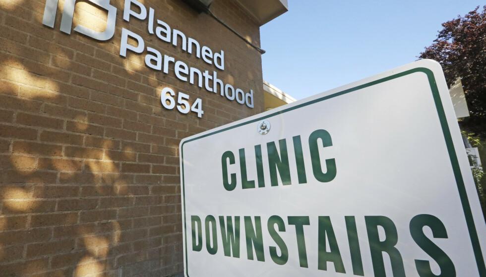 INGEN ABORT: For å ha nok sengerplasser til alle stoppes nå aborter som ikke er livsviktige i Texas og Ohio. Foto: AP/Rick Bowmer