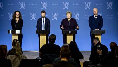 Fhi Og Helsedirektoratet Rapporter Avslorer Ulike Coronastrategier