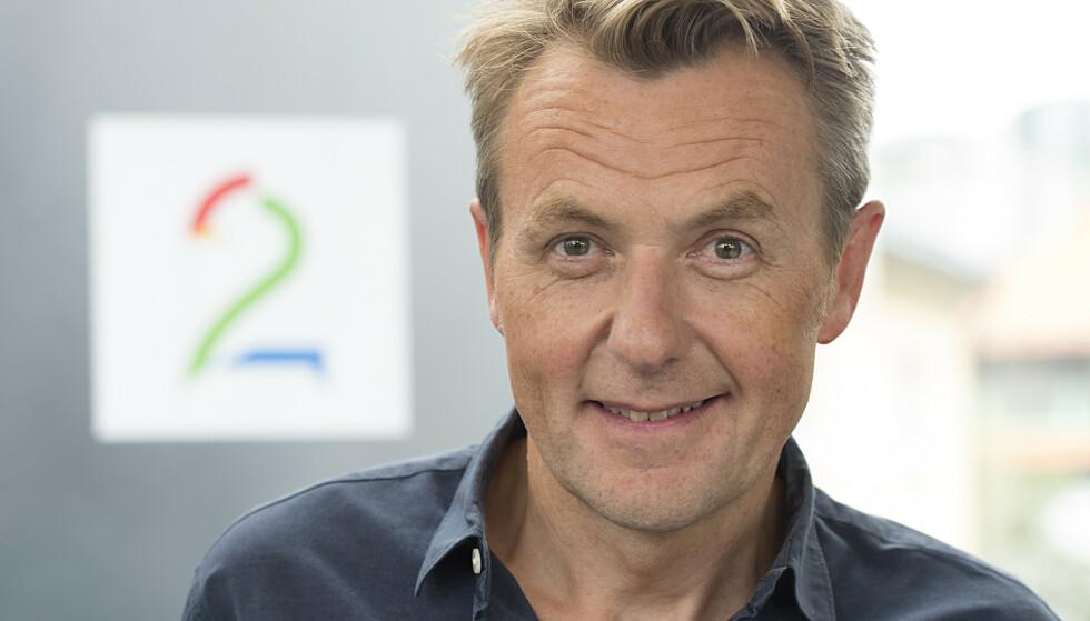 BYTTET KANAL: Fredrik Skavlan gikk fra NRK til TV 2 i 2018. Foto: Marit Hommedal / NTB