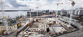 Oslo må bygges utslippsfritt