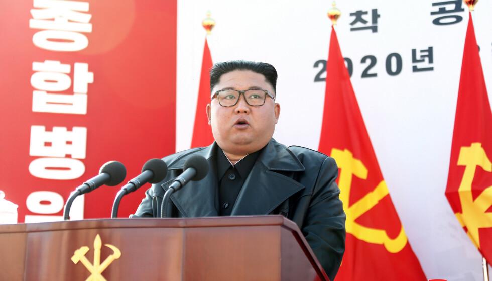 NEKTER FOR SMITTE: Nord-Korea har så langt ikke rapportert om coronasmitte, til tross for at nabolandet er hardt rammet. Foto. NTB scanpix