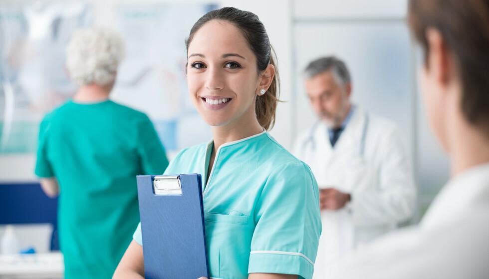 SKYHØYT OPPTAKSKRAV: Mange drømmer om å bli lege, men for å komme seg gjennom studiene er det ikke bare et høyt karakternivå som skal til. Foto: Shutterstock / NTB Scanpix