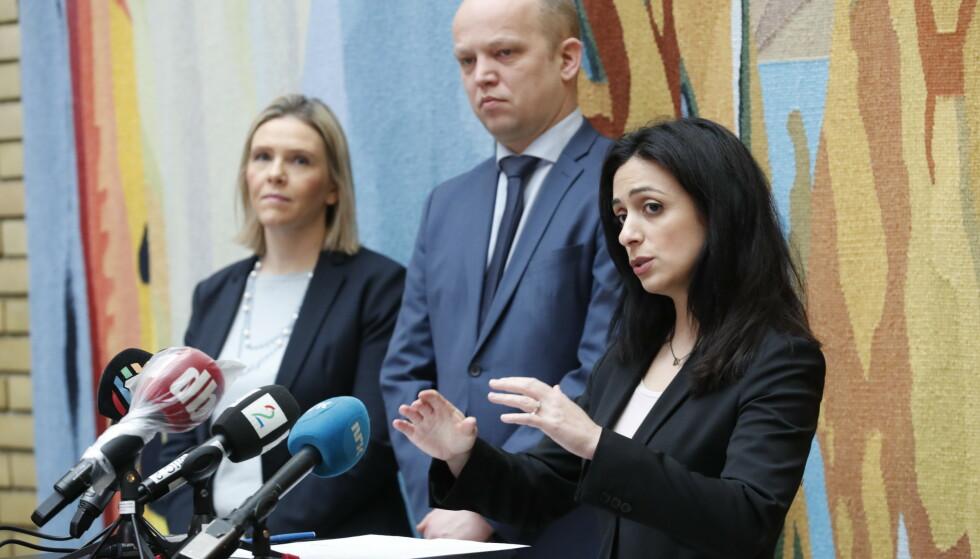 STUDENTENE FÅR MER: Rundt én milliard gis i økte stipender til norske studenter gjennom den nyeste krisepakka. Foto: Terje Bendiksby / NTB scanpix