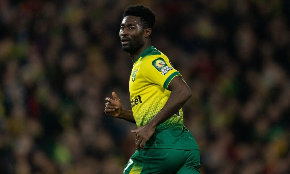 SNART SLUTT: Alexander Tettey fullfører kontrakten med Norwich. Foto: Joe Toth / BPI / Shutterstock / NTB Scanpix