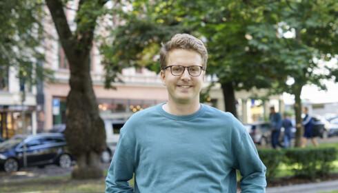 I KØ: Geir Storli Jensen, bydelsutvalgsleder (MDG) på Grünerløkka.