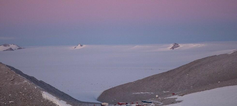 Polarforskere: Slik takler du isolasjonstida