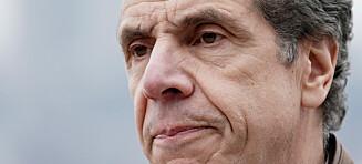 New York-guvernør: - Det verste er over