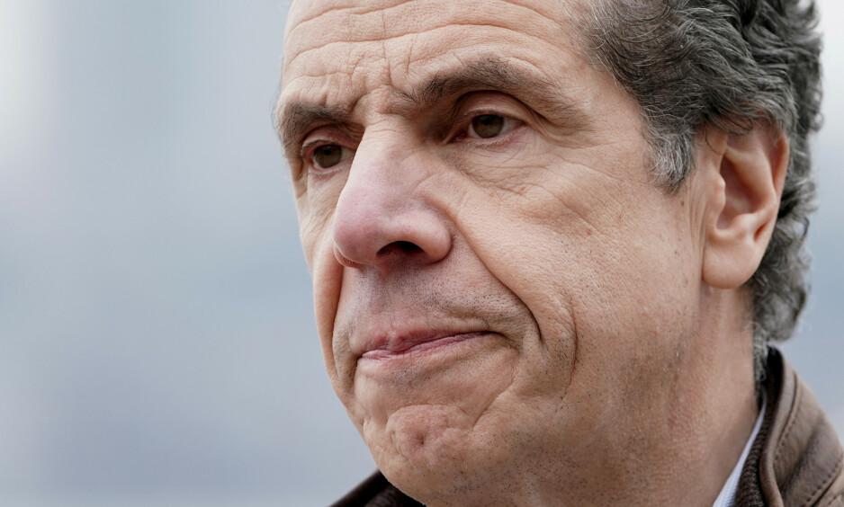 GUVERNØR I NEW YORK: Andrew Cuomo. Foto: Reuters / NTB scanpix