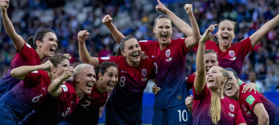 Kåring: Norges beste kvinnelige fotballspillere