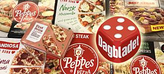- Tenk å finne en sånn bunn på en frossenpizza!