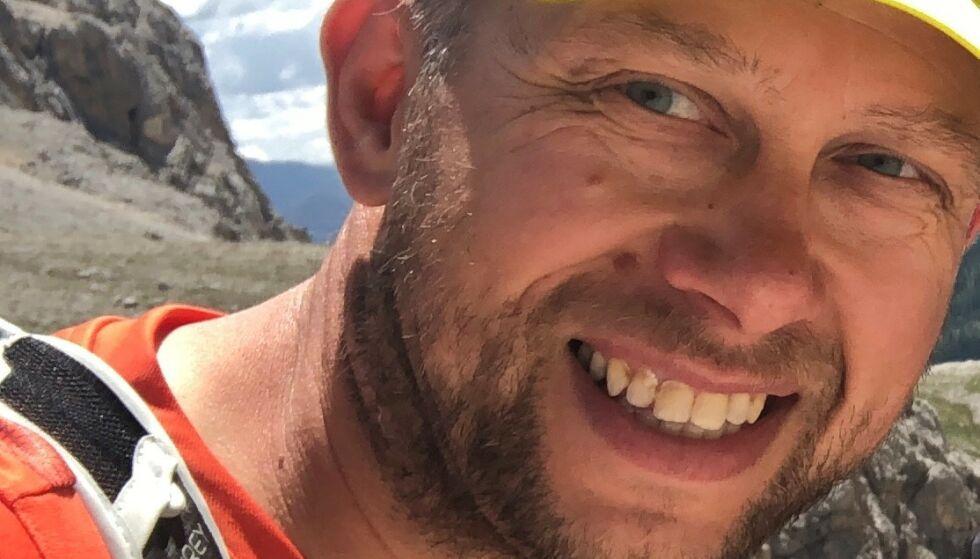 SINGEL: - Jeg kjenner ekstra på ting nå. Det å ikke ha noen å dele tankene sine med eller finne på noe med for eksempel, sier Ole Andre Gulløien (42), som forteller om livet som singel under pandemien.