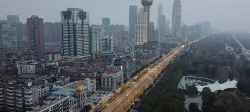 Lekkede Kina-dokumenter avslører avvik
