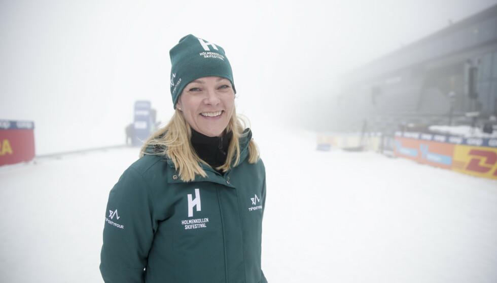 KOMPENSASJON: - Vi har søkt om kompensasjon innen de områdene vi kan, sier Kristin Vestgren Sæterøy, daglig leder av Holmenkollen Skifestival, Foto: Vidar Ruud / NTB scanpix