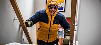 Ble lam i 2017. Nå har han klatret «Mount Everest»