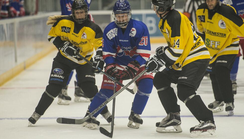 PROFFKONTRAKT: Mathias Emilio Pettersen er på vei mot NHL-spill. Foto: Carina Johansen / NTB scanpix