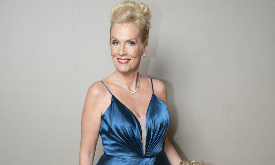 BEKYMRET: Hollywood-frue Gunilla Persson er ikke fornøyd over hjemlandets corona-håndtering. Nå går hun hardt ut mot Sverige i et innlegg på Instagram. Foto: TV 2