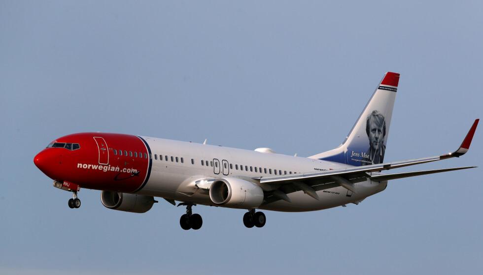 REDNINGSPLAN: Flyselskapet Norwegian bekrefter at de fått samtlige av de fire obligasjonsgruppene i selskapet med på sin redningsplan. Foto: Ints Kalnins/Reuters/Scanpix