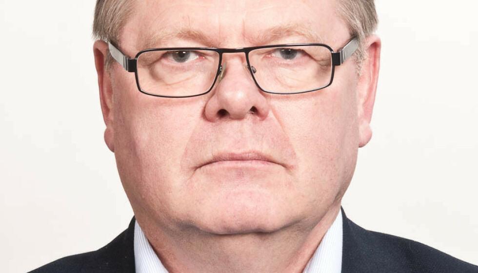 PROFESSOR: Ørjan Olsvik, professor i medisinsk mikrobiologi ved Universitetet i Tromsø.