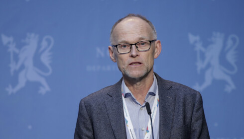 SAMARBEID: Fagdirektør Frode Forland i FHI tror alle deler av samfunnet må jobbe sammen for å forhindre framtidige pandemier. Foto: Vidar Ruud / NTB scanpix