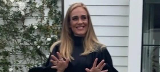 Adele-oppdatering setter fyr på nettet