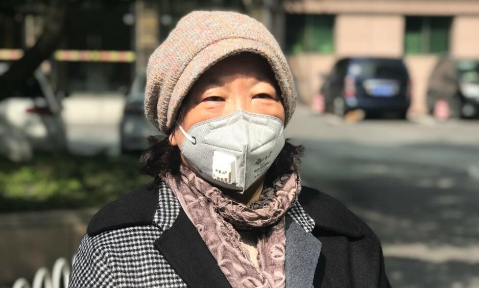 """FANG FANG: Kinesisk forfatter som skrev dagboknotater på sosiale medier fra den 11 uker lange nedstengningen av Wuhan. I juni kommer """"Wuhan Diary"""" ut i bokform på engelsk og tysk. Foto: NTB Scanpix"""