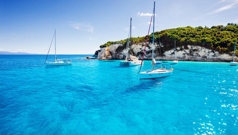 ÅPENT FOR SOMMERFERIE? Hellas' statsminister vil ha turistene tilbake. Foto: Kite_rin / Shutterstock / NTB scanpix