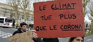 Krisa kan redde klima