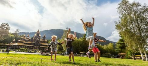 Mer enn 250 000 besøker parken hver sommer