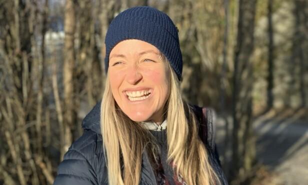 LEI SEXPRESS: Stine Næss-Hartmann fødte en sønn for seks uker siden. Nå etterlyser hun en grundigere seksukerskontroll hos gynokolog, og mindre press om sex. Foto: Privat