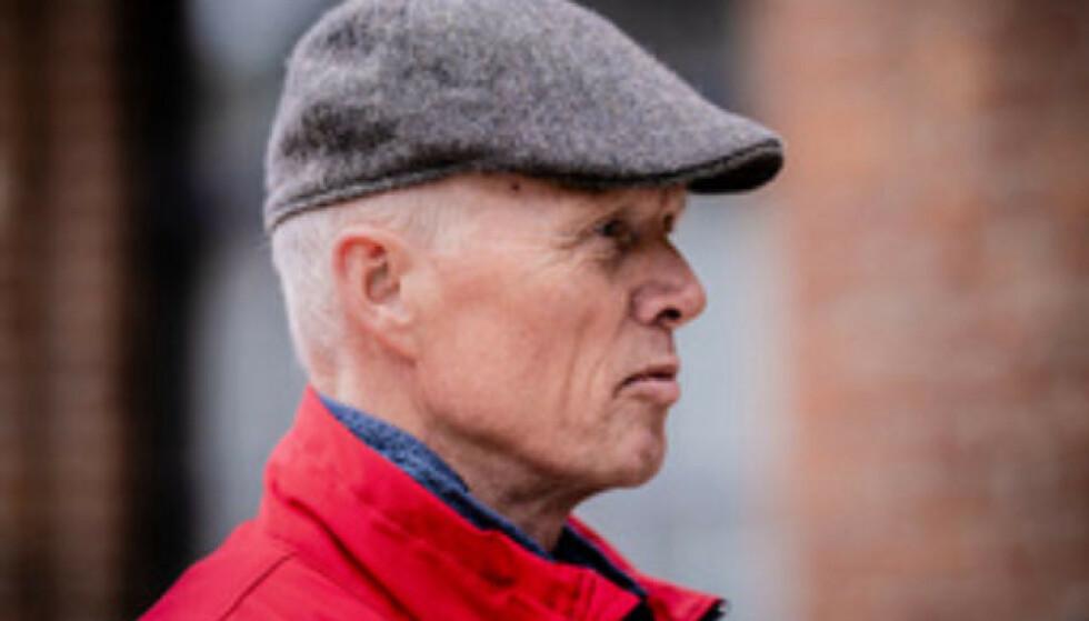 TRE - IKKE SEKS ÅR: Tidligere forsvarstopp Robert Mood tar ikke gjenvalg som president i Norges Røde Kors. Foto: Stian Lysberg Solum, NTB Scanpix.