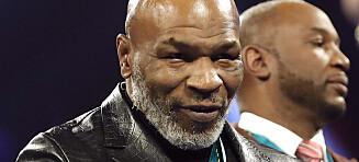 Rykteflom rundt Mike Tyson