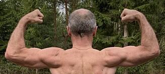 Anders (59): Gikk ned 25 kilo på 16 uker