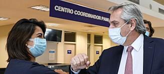 Sverige svarer på ny corona-kritikk