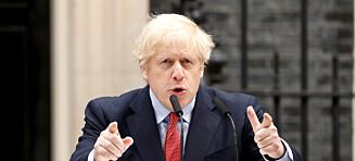 Skottene utfordrer Boris