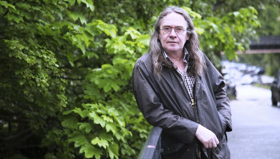 NY ROMAN: Ingvar Ambjørnsen er ute med en ny Elling-roman, som han omtaler som et bonusspor til fjorårets comeback. Foto:Asbjørn Svarstad