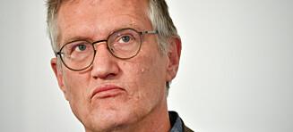 Tegnells forgjenger:- Sverige gjør feil
