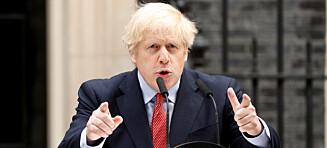 Boris prøver med kanonbåter