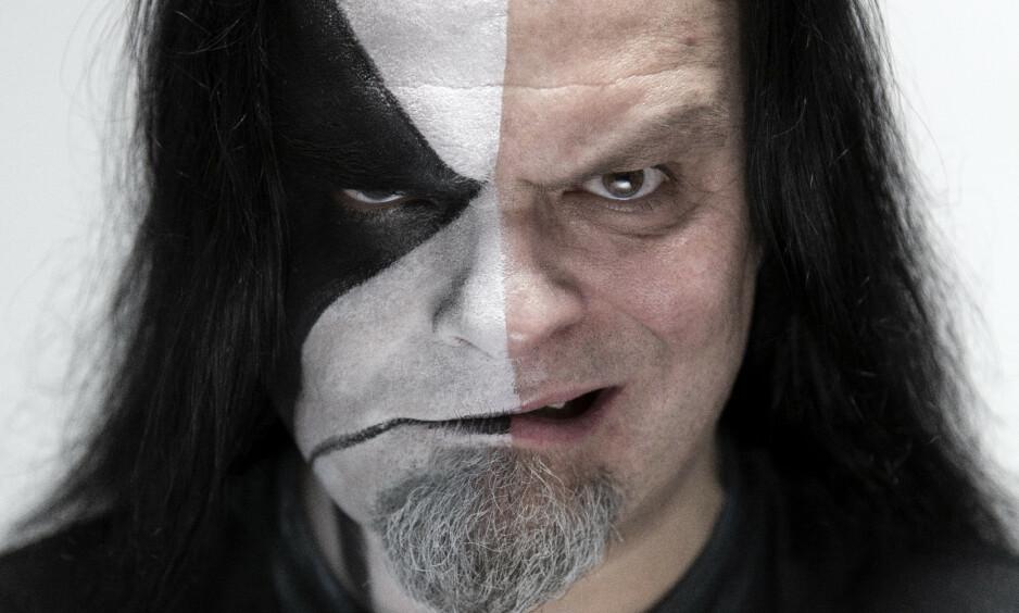 MANNEN BAK MASKEN: - Jeg hadde et gigantisk rusproblem i mange år, sier Olve Eikemo – bedre kjent som Abbath. Han regnes som en av verdens fremste black metal-musikere, med utsolgte konserter over hele kloden.