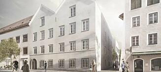Hitlers fødehjem blir politistasjon