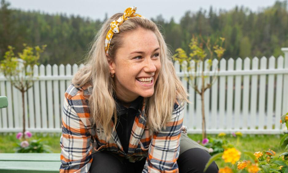 TRAKK SEG: TV-profil og programleder Ida Fladen avslører at hun måtte trekke seg fra innspillingen av «Farmen kjendis». Foto: Espen Solli/TV 2