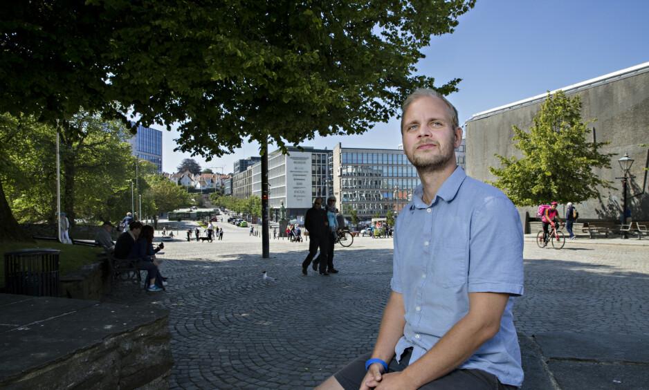 VI TRENGER ET VENDEPUNKT: Det mener Mimir Kristjànsson. Foto: Kristian Ridder-Nielsen/Dagbladet